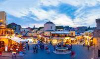 Cruceros por Rodas, Grecia