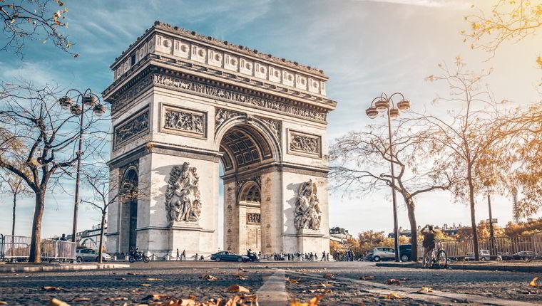 Cruceros por Paris, Francia