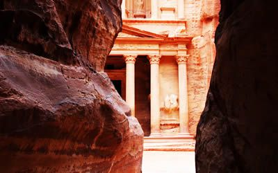 Petra, The Red Rose City