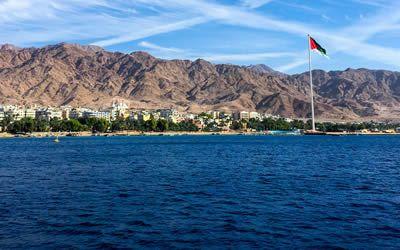 Visit to Aqaba, Red Sea