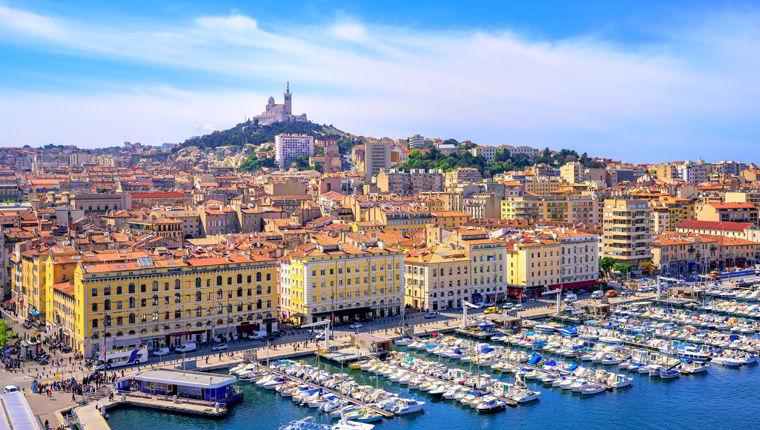 Cruceros por Marsella, Francia