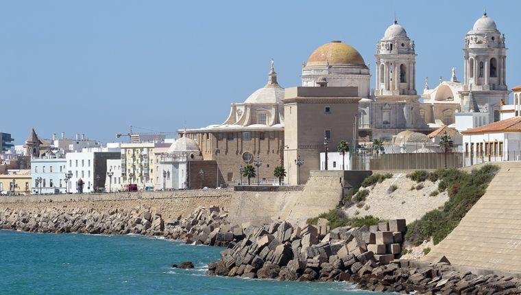 Cruceros por Cadiz, España