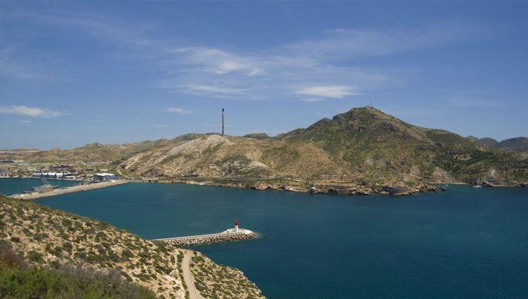 Cruceros por Cartagena, España