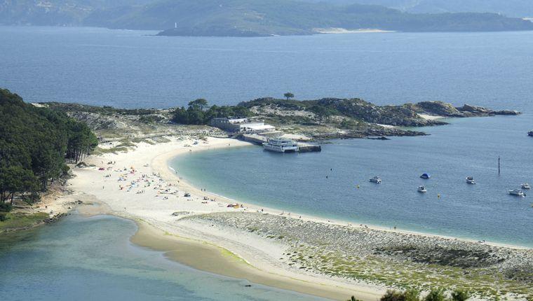 Cruceros por Vigo, España