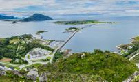 Cruceros por Alesund en Noruega
