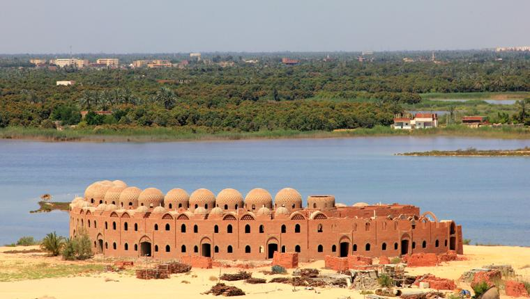 Cruceros por Canal de Suez, Egipto