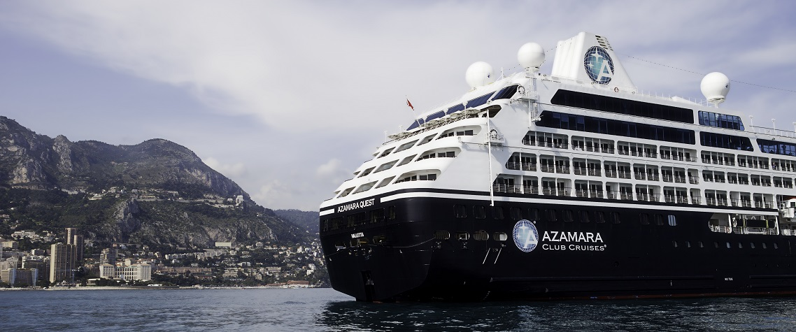 Azamara Quest, Azamara Club Cruises