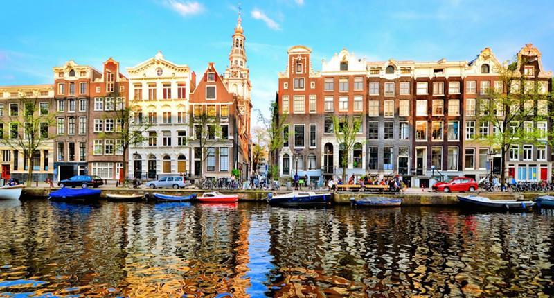 Cruceros por Amsterdam, Holanda