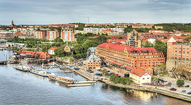 Sweden's Scenic Waterways & Cities