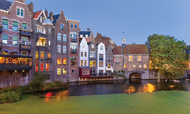 Cities of the Low Countries