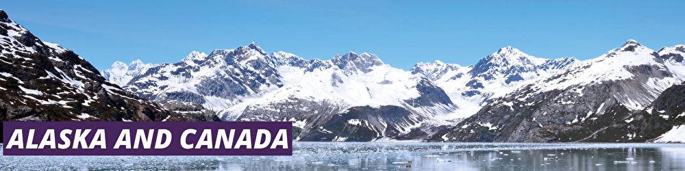 Alaska and Canada