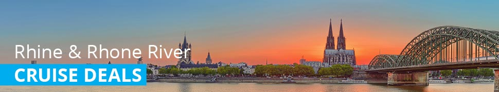 Rhine / RhoneRiver Cruise Deals
