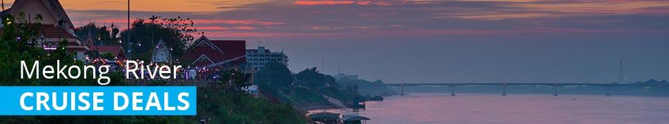 Mekong River Cruise Deals