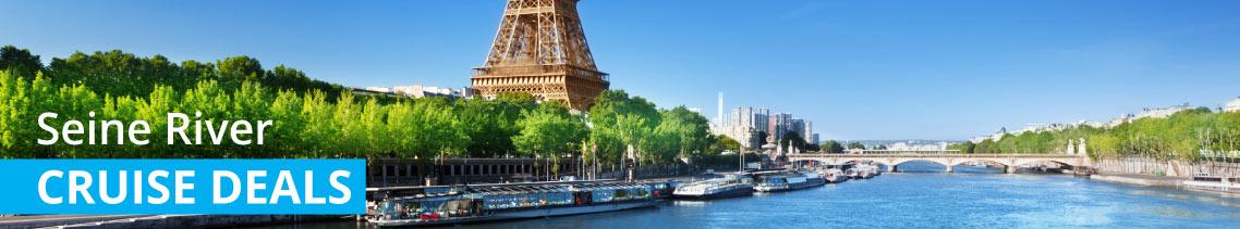 Seine River Cruise Deals