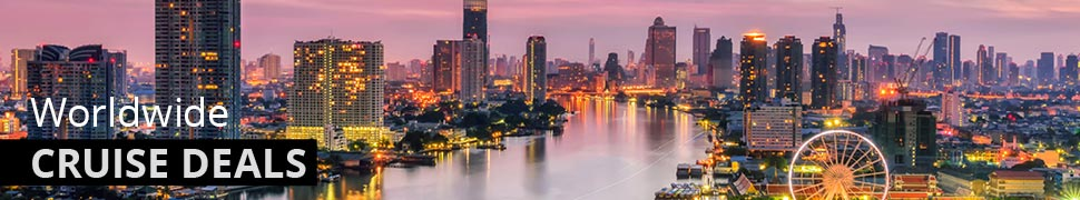 Worldwide Luxury Cruise Deals