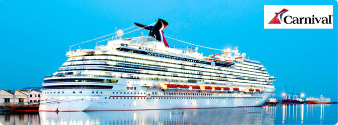 Carnival Cruise Line Cruise Ships - Cruise1st Australia