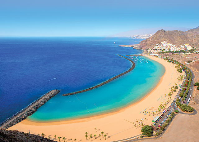 The Canary Islands with Madeira