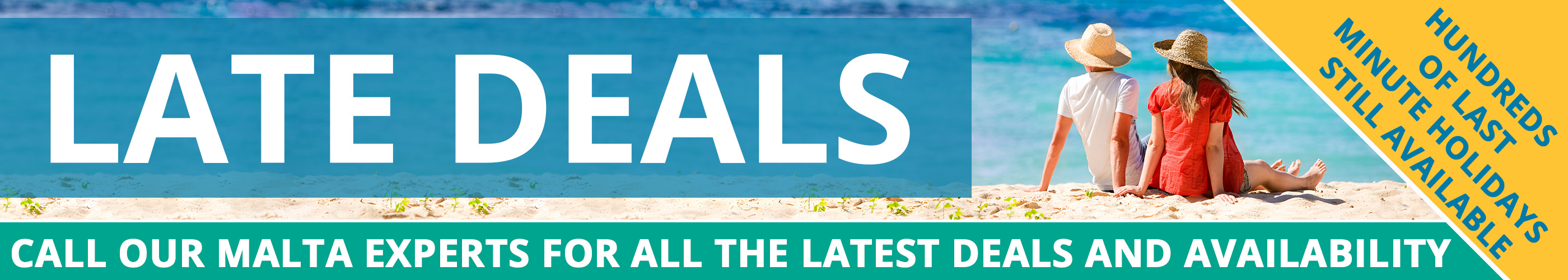 Top Deals to Malta
