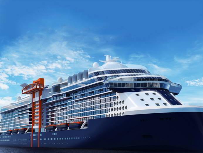 Celebrity Cruises: Celebrity Edge