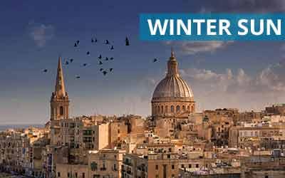 Winter Sun Malta Holidays
