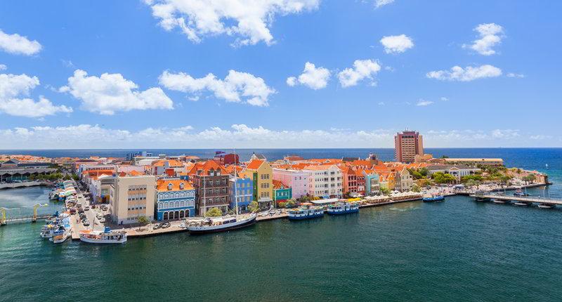 Cruceros por Willemstad, Curacao