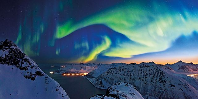 Exclusive Northern Lights Escorted Cruise