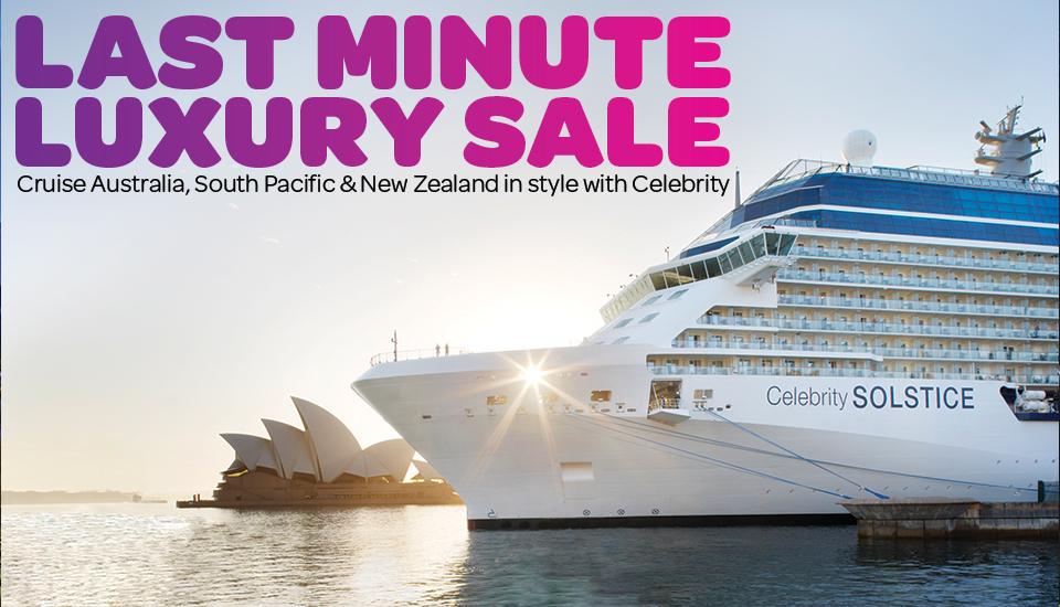 Cruise Deals - Celebrity Cruises