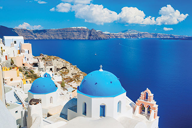 Greek Isles from Rome