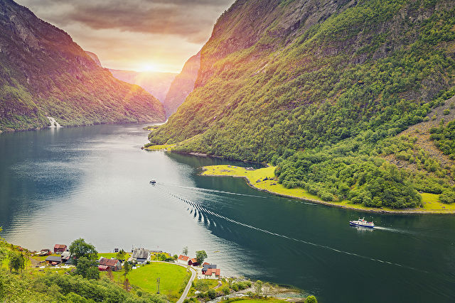 Wonders of the Fjords