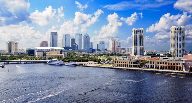 Cruceros desde Tampa, Florida