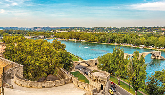 Sensations of Lyon & Provence
