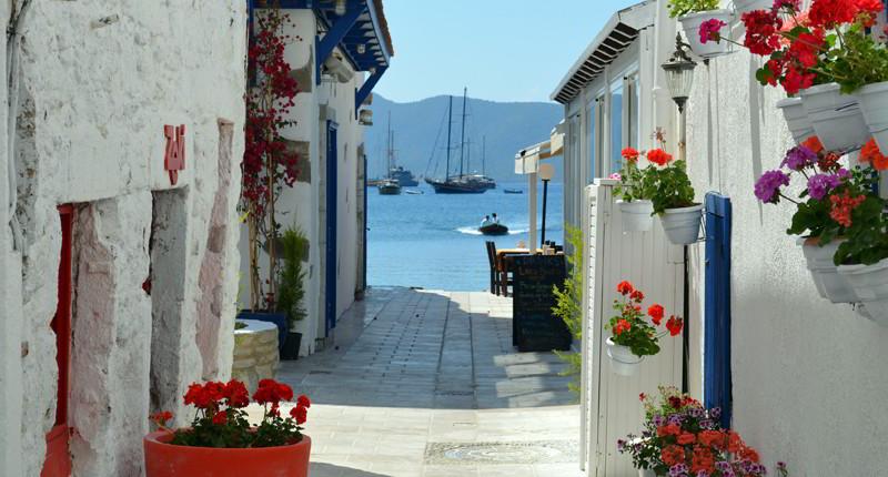 Cruceros por Bodrum, Turquía