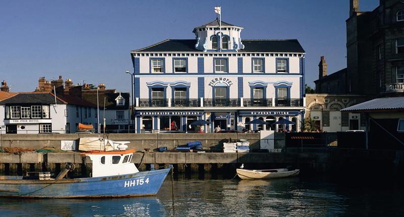 Cruceros por Harwich, Inglaterra