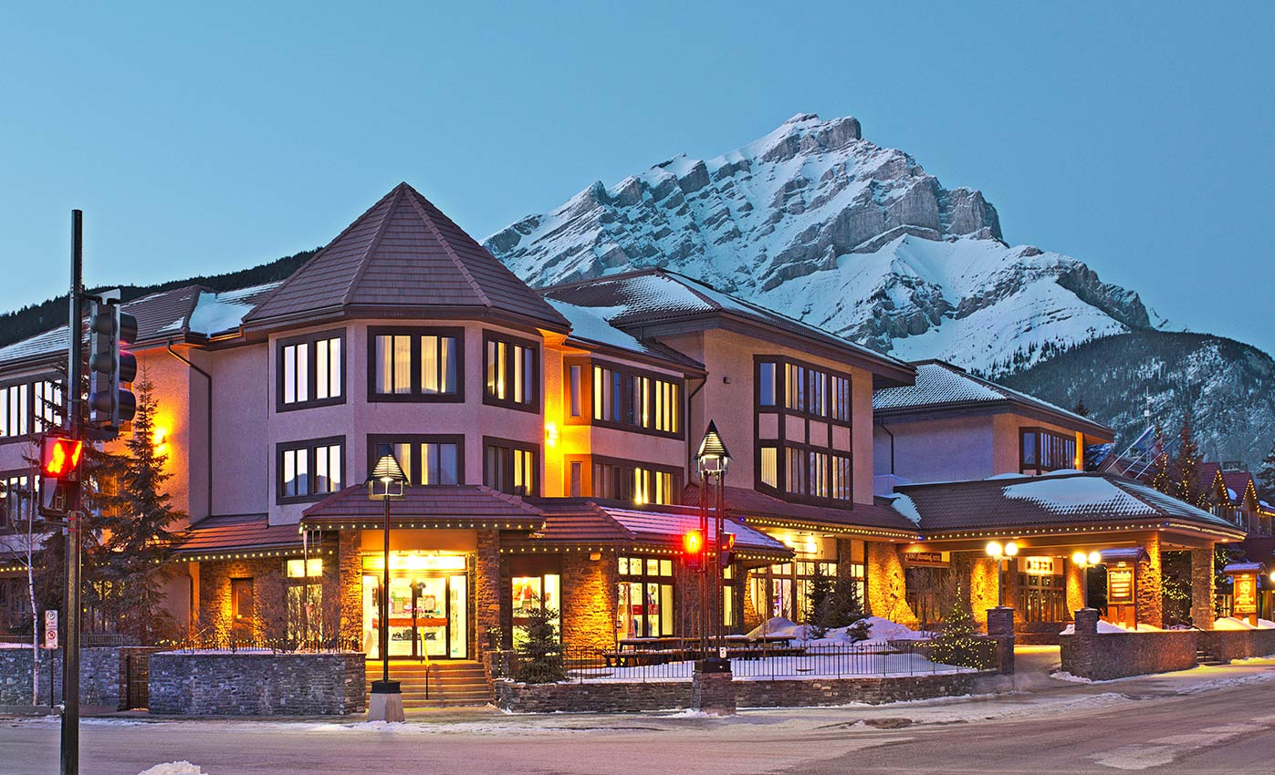 Cheap Holidays To Banff Alberta Canada