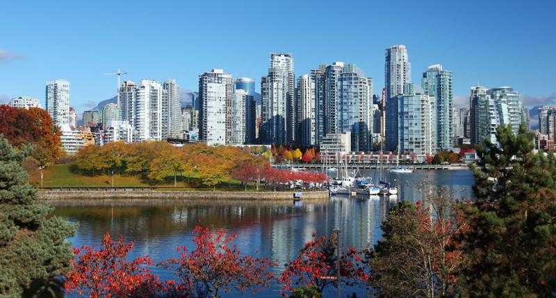 Vancouver, Canadá 3