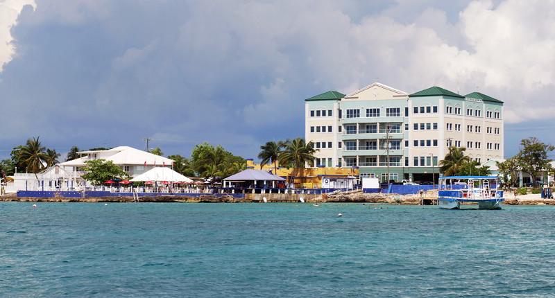 Cruceros por George Town, Gran Caimán