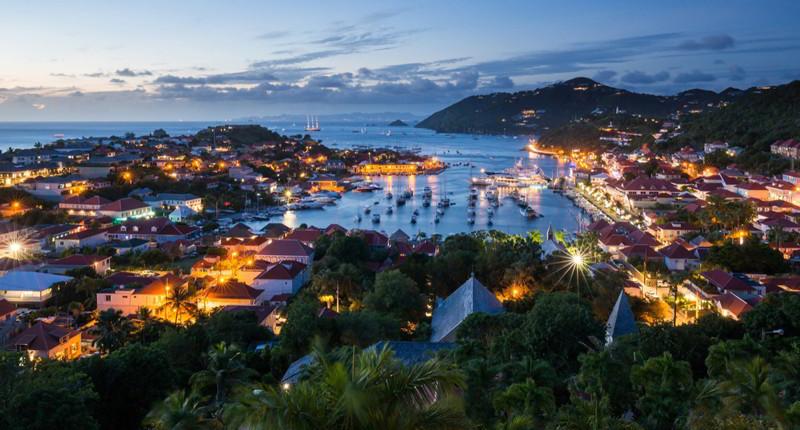 Cruceros por Gustavia, St. Barts
