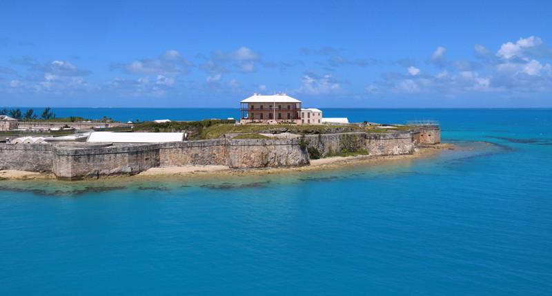 Cruceros por King's Wharf, Las Bermudas