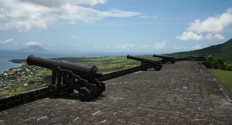 Cruceros por Charlestown, Nevis