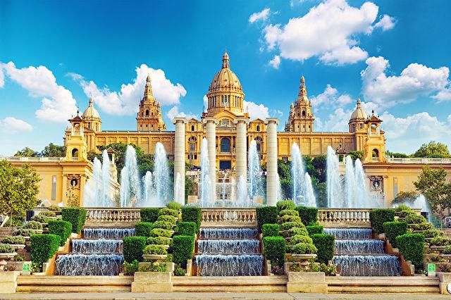 Barcelona with Mediterranean Taster Cruise