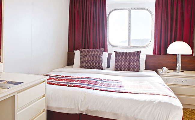 Habitaciones en cruceros Pullmantur