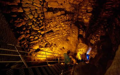 Herodian City Tunnels