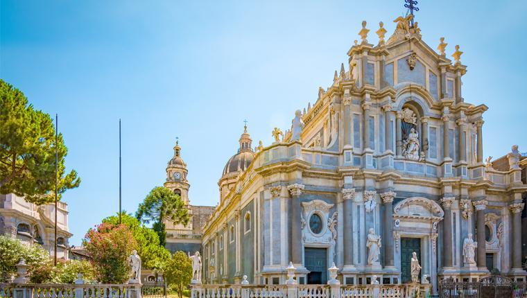 Cruceros por Catania, Italia