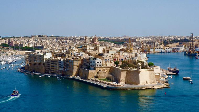 Cruceros por La Valetta, Malta