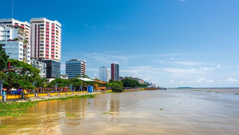 Cruceros por Guayaquil, Ecuardor
