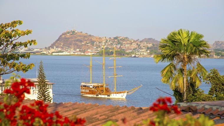 Cruceros por Guayaquil, Ecuador