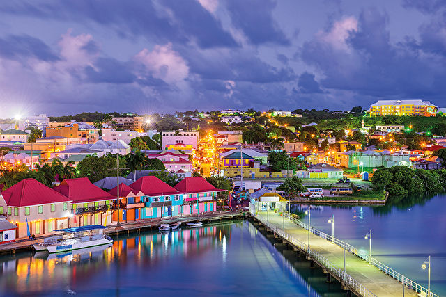 Southern Caribbean Voyager Fly-Cruise