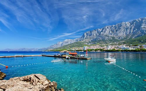 Day of Leisure in Makarska