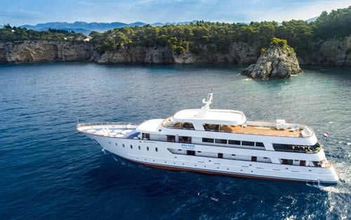 Optional: MS Adriatic Princess (Split)