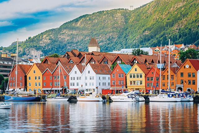Norwegian Menu Cruise